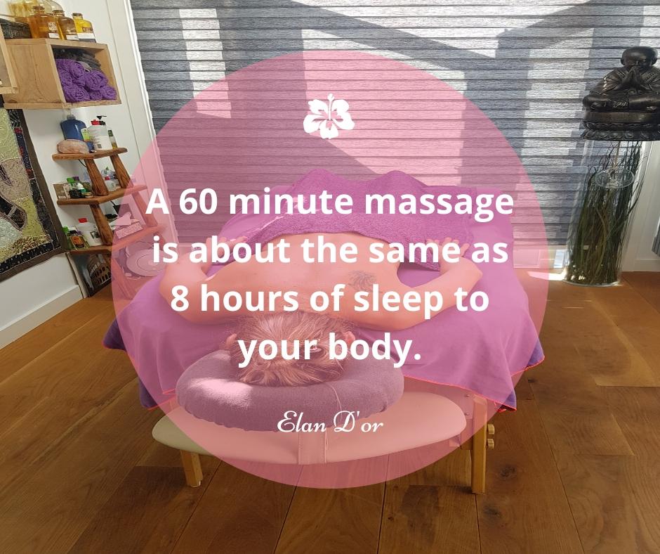 Elan D'or - massage