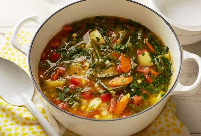 gezonde soep vega