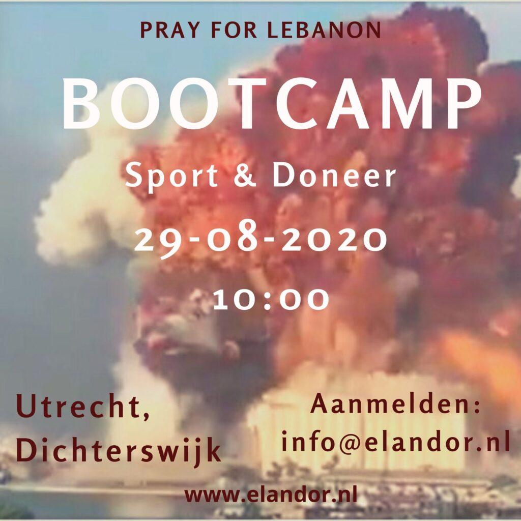 Bootcamp Utrecht Sport & doneer