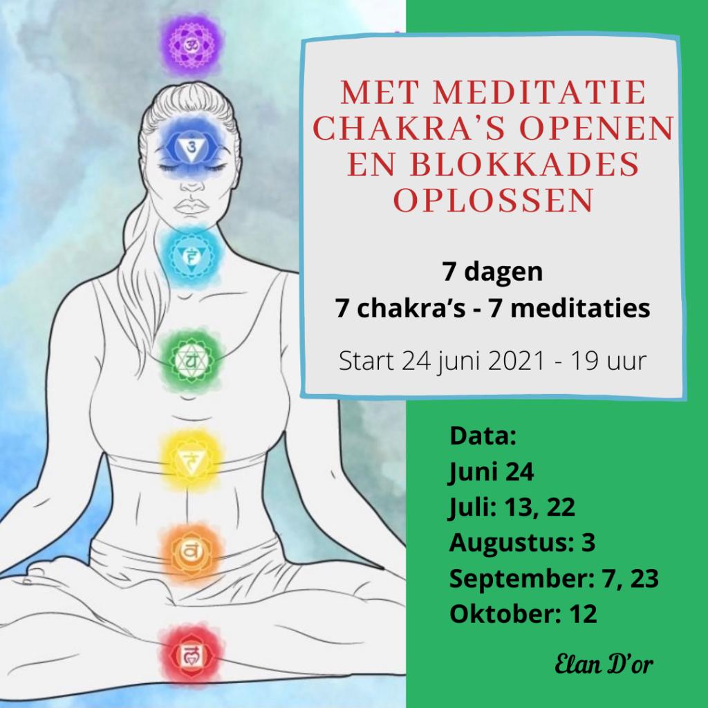 chakra's en balans