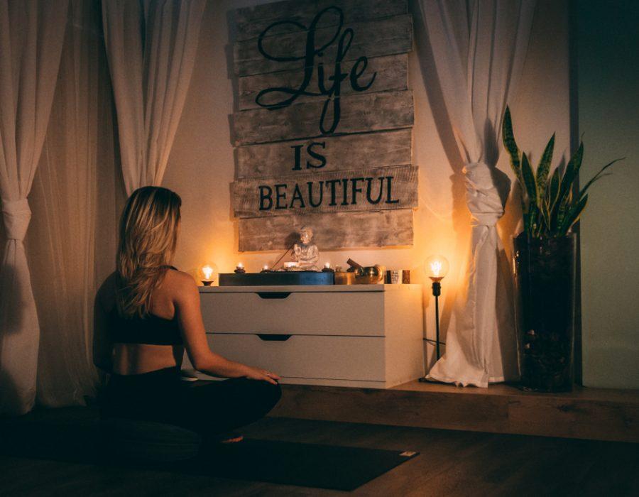 Meditatie, h